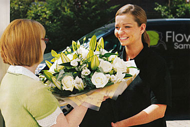 Same Day Flower Delivery
