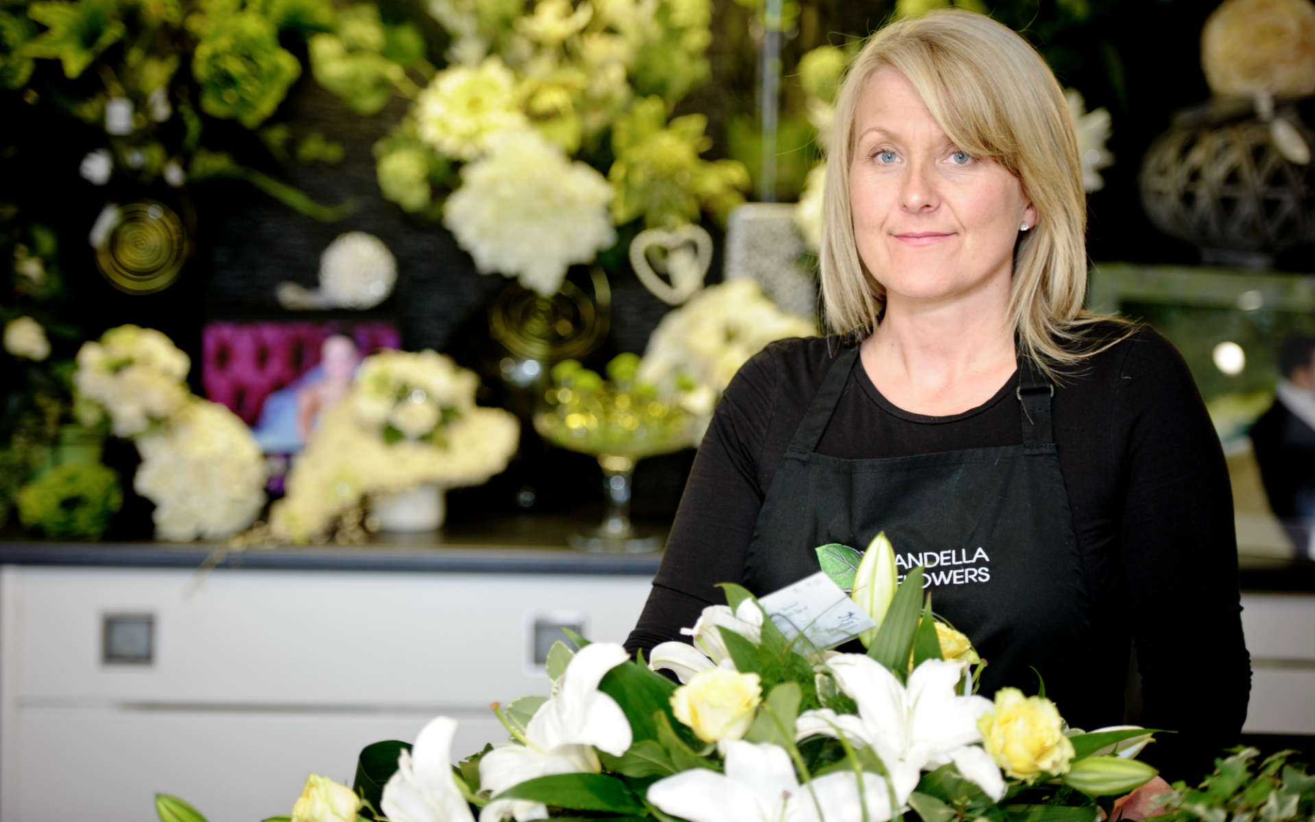 Funeral Flower Collection Free Delivery