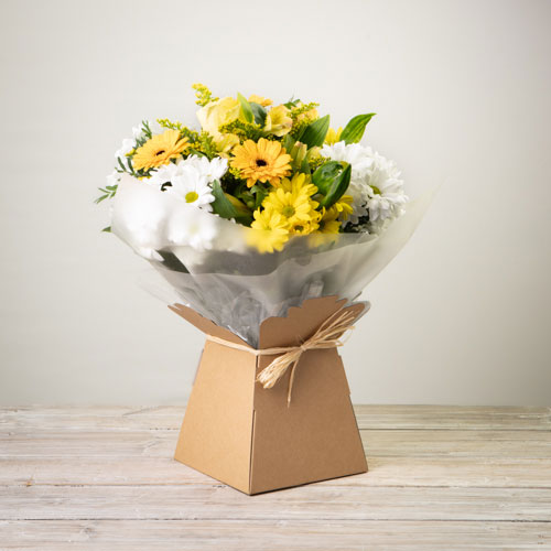 Simplicity Gift Box - Yellow