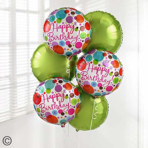 Home Balloon Bouquets Happy Birthday
