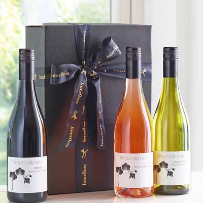 Wine Trio Gift Box