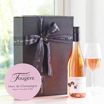 Rose Wine & Truffles