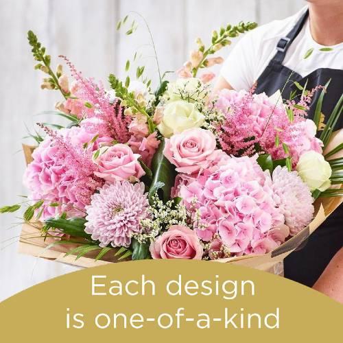 Florist Design Hand-tied
