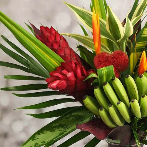 Tropical Hand-tied